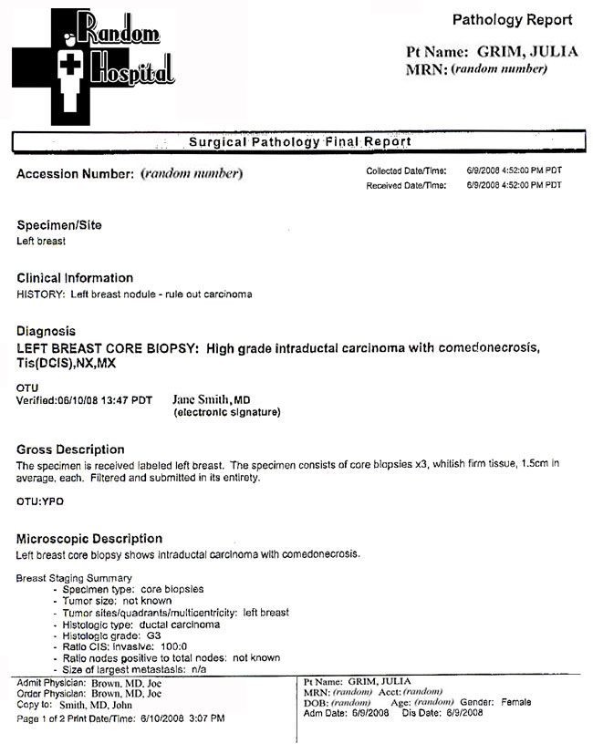 Medical Report Sample Medical Incident Report Form Medical Incident